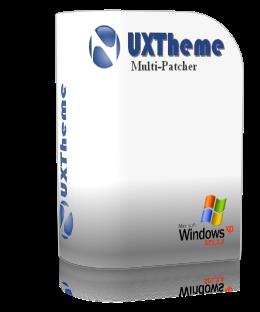 Uxtheme patcher windows xp 64 sp3