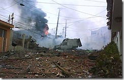 Explosão em Santo André