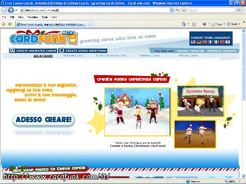 sito cardfunk.com