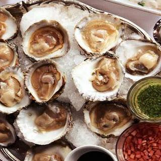 Oyster Shallot Vinaigrette Recipes