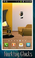 Screenshot of Living Room Live WallpaperFREE