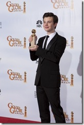 glee-chris-colfer-golden-globe-awards-2011