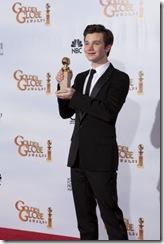 glee-chris-colfer-golden-globe-awards-2011