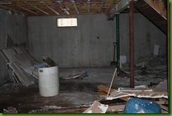 basement, cellar