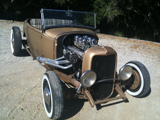 31 ford roadster