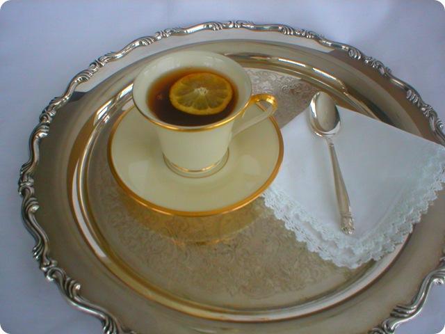 Riverton tea cup