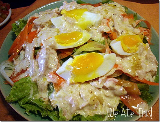 FTF salad