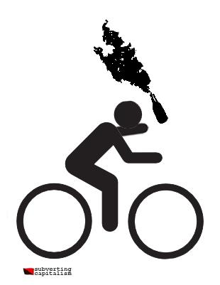 bike biker molotov bicicleta anarhist biciclist geo atreides cocktail molotov