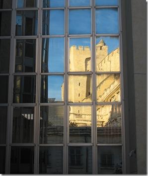Palais reflet