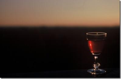 Le verre de St arbois