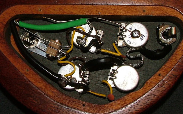 50s wiring for epiphone and gibson