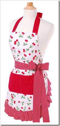 Cherry-Apron