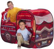 firetruck-popup tent