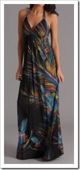 Thin Strap Maxi dress