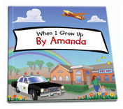 When I Grow Up Childrens Book