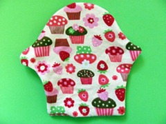 Hey Cupcake BooBoo Bag