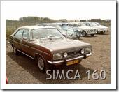SIMCA 160
