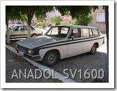 ANADOL SV1600