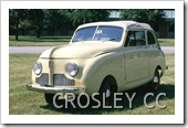 CROSLEY CC 1947