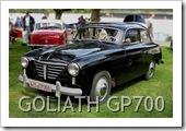 GOLIATH GP700
