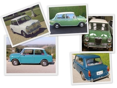 VOTA LA RILEY ELF - WOLSELEY HORNET