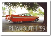 PLYMOUTH 1959