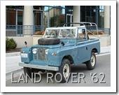LAND ROVER IIA 1962