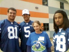 Me & Colts Players