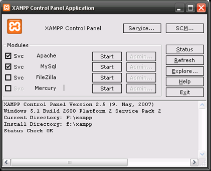 xampp_control_panel_view