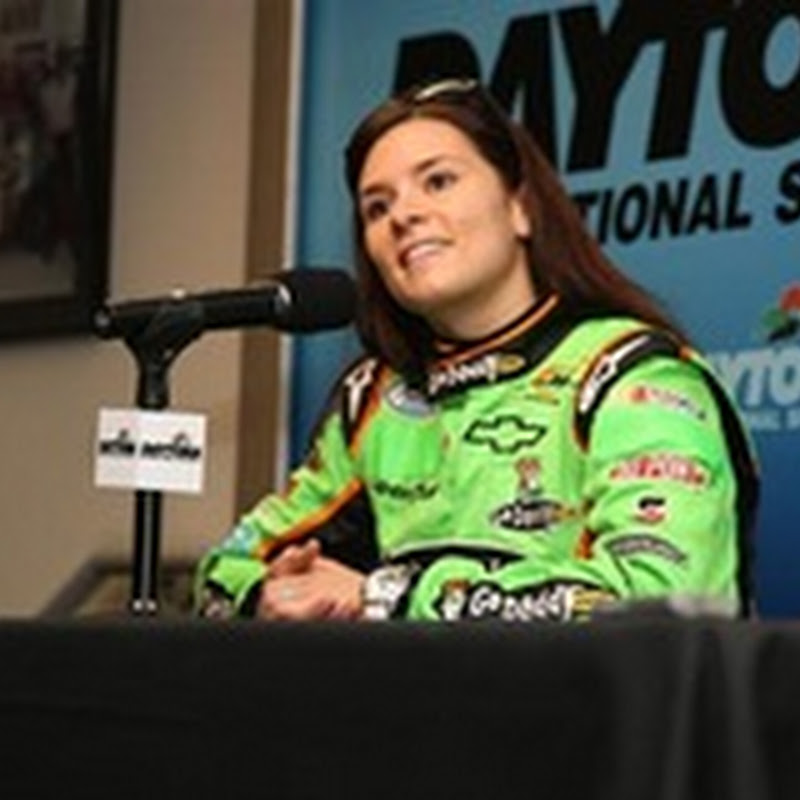 Danica Patrick set for 12 Nationwide Series races