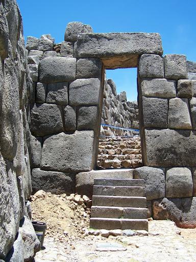 Saqsaywaman ruins above Cusco