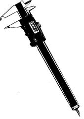 . Digital caliper