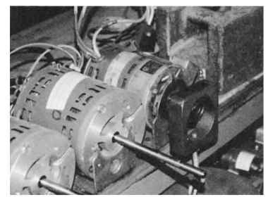 Fatigue and lubrication tests electric motors for How to lubricate an electric motor