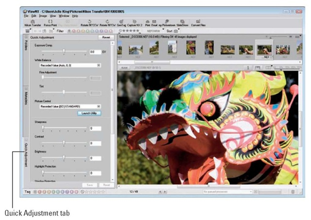 Downloading, Organizing, and Archiving Your Picture Files from Nikon