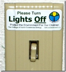 209_Lights_Off_on_wall_switch_plate