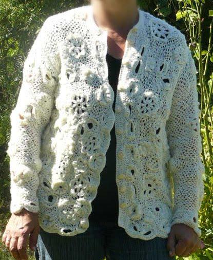 Sacos tejidos a crochet paso a paso - Imagui