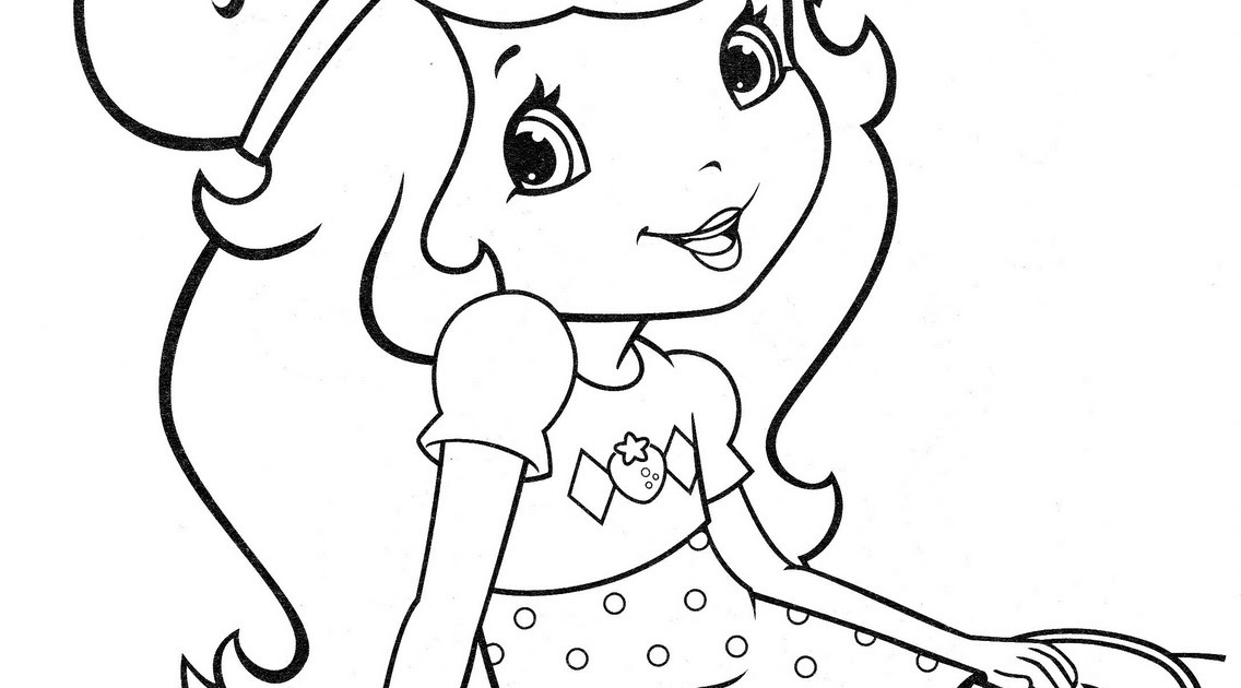 strawberry shortcake free printables