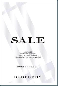 Burberry-Sale