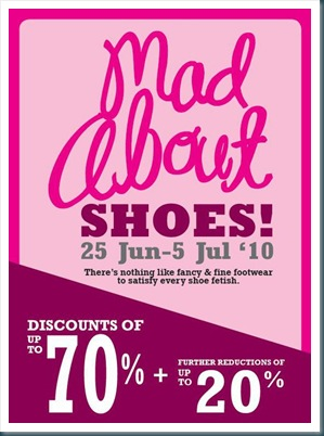 Parkson - Mad About Shoe