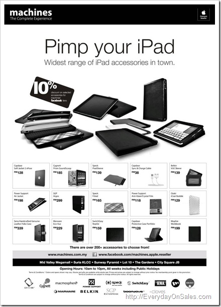 Machines_Pimp_Your_Ipad_Promotion