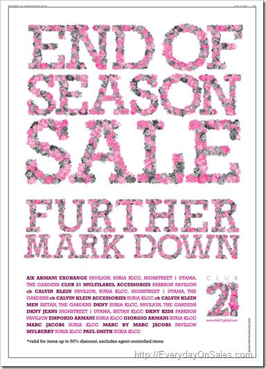 Club21-furthermark-down-sale