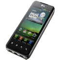 LG Optimus 2x touch key lights