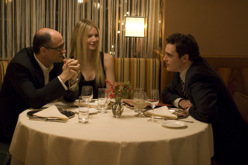 Joaquin Phoenix and Gwyneth Paltrow in TWO LOVERS, a Magnolia Pictures release. Photo courtesy of Magnolia Pictures.