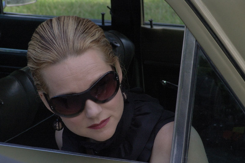 Laura Linney in The City of Your Final Destination