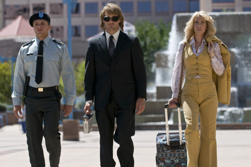 Ryan Phillippe, Will Forte, and Kristen Wiig in MacGruber