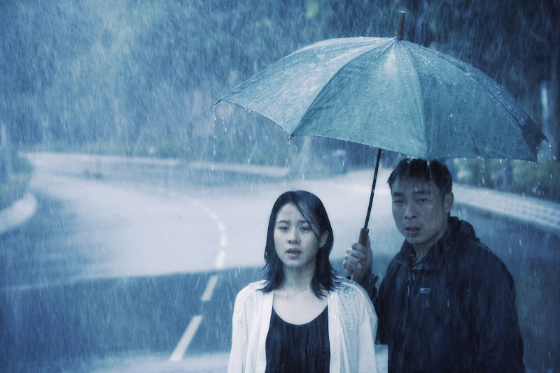 A scene from Ivy Ho's CLAUSTROPHOBIA