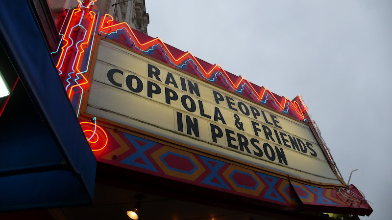 An Evening with Francis Ford Coppola and Friends at Castro Theater at SFiFF52