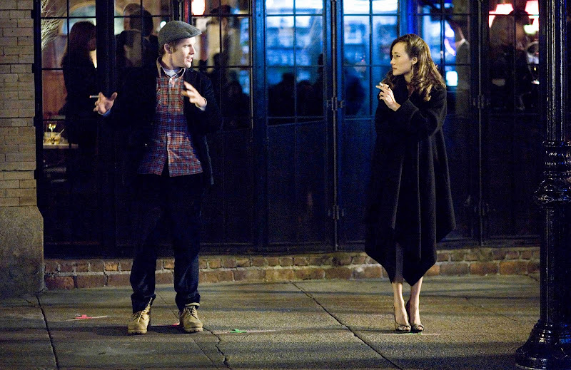 Ethan Hawke and Maggie Q in Vivendi Entertainment's New York, I Love You, Photo courtesy of Vivendi Entertainment