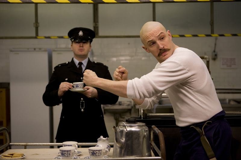 Tom Hardy in BRONSON, a Magnet Release. Photo courtesy of Magnet Releasing