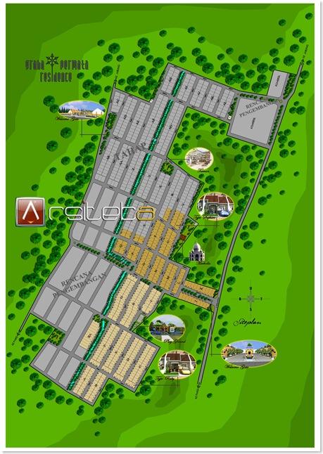 Masterplan Permata Residence